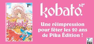 La série Kobato réimprimée