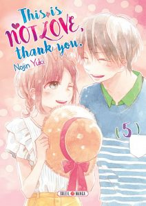 This is not love thank you Vol.5
