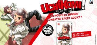 Uchikomi – L'esprit du judo chez Pika