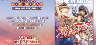 Made in Abyss Official Anthology annoncé chez Ototo