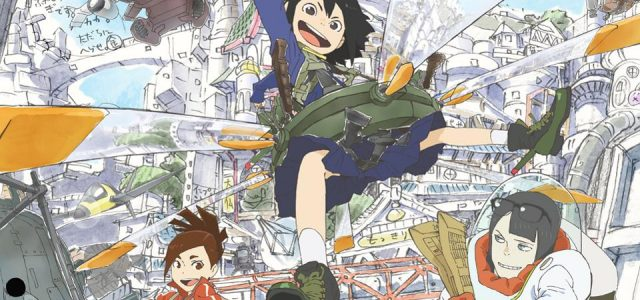 L'anime Crunchyroll du mois de février 2020