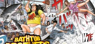 Bathtub Brothers, nouveau WTF ?! chez Akata