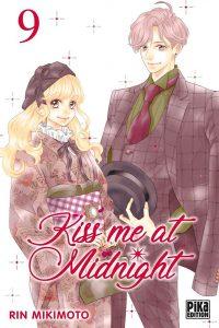 Kiss me at midnight Vol.9