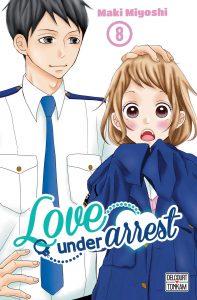 Love Under Arrest Vol.8