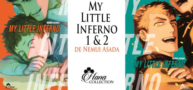 My Little Inferno arrive chez Boy's Love – IDP