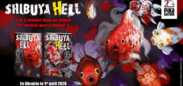 Les poissons de Shibuya Hell se déploient chez Pika