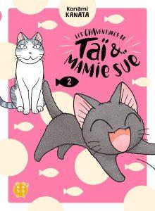 Chaventures de Taï et Mamie Sue (les) Vol.2
