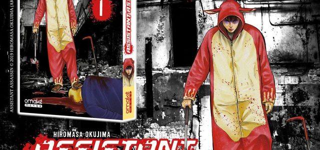 L'Assistant Assassin fait ses armes chez Omaké Manga