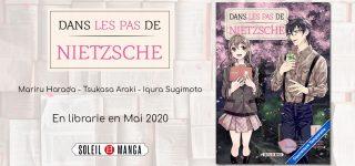 Dans les pas de Nietzsche à paraître chez Soleil Manga