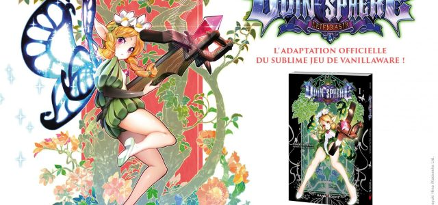Odin Sphere aux éditions Mana Books