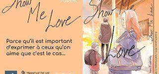 Show Me Love aux éditions Akata