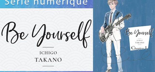 Be Yourself en numérique chez Akata