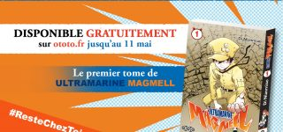 #ResteChezToi avec Ultramarine Magmell