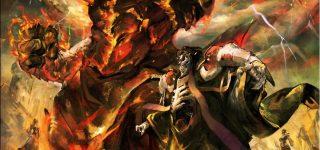 Fin annoncée pour le light novel Overlord