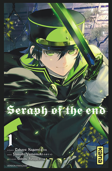 Seraph of the End T1