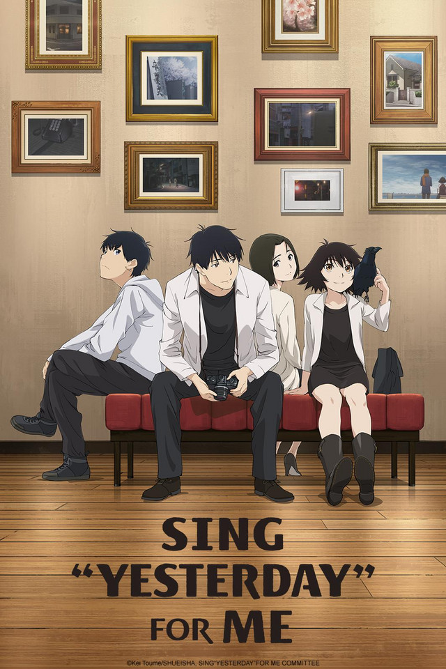"Sing ""Yesterday"" For me - Anime"