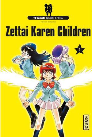Zettai Karen Children T1