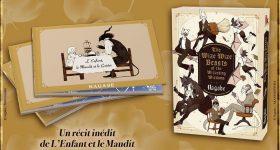 Un album illustré pour L'Enfant et le Maudit