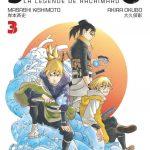 Samurai 8 - La Légende de Hachimaru T3
