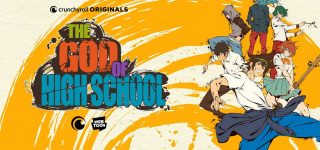 Le manhwa The God of High School adapté en anime