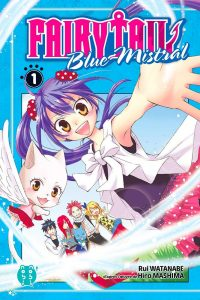 Fairy Tail - Blue mistral Vol.1