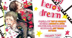 La série My Hero's Dream chez Taifu comics