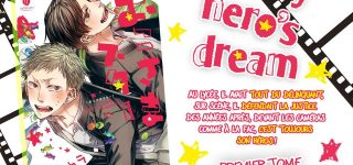 La série My Hero's Dream chez Taifu comics