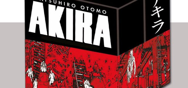 Akira de retour chez Glénat dans un coffret collector