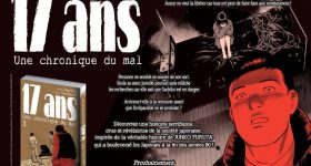 17 ans - Une chronique du mal à venir aux éditions Naban