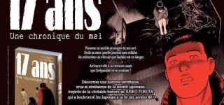 17 ans – Une chronique du mal à venir aux éditions Naban