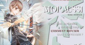 Reiko Momochi revient avec sa série Moi Aussi