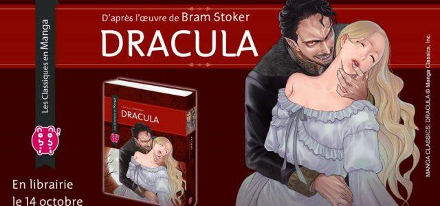 Dracula débarque chez nobi nobi !