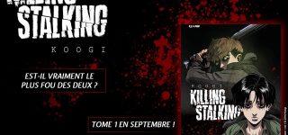 Le webcomic Killing Stalking chez Taifu