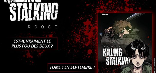 Le webcomic Killing Stalking chez Taifu