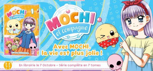 Mochi et compagnie arrivent chez nobi nobi !
