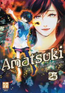 Amatsuki Vol.23
