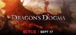 Le jeu Dragon's Dogma adapté en anime