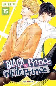 Black Prince & White Prince Vol.15