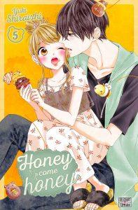Honey come Honey Vol.5