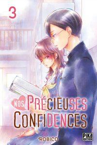 Nos Precieuses Confidences Vol.3