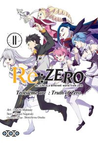 Re:Zero – Troisième Arc : Truth of Zero T11