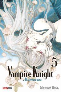 Vampire Knights - Mémoires Vol.5