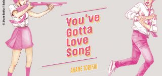You've Gotta Love Song arrive chez Akata