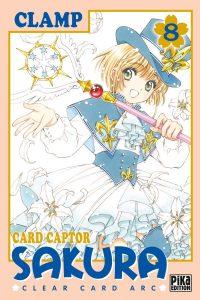 Card Captor Sakura - Clear Card Arc Vol.8