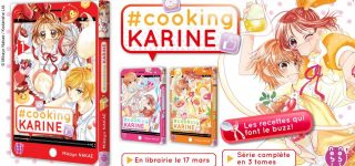 #Cooking Karine arrive chez nobi nobi !