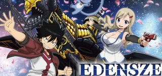 Le manga Edens Zero adapté en anime