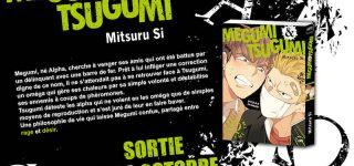 La série Megumi & Tsugumi aux éditions Taifu