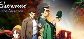 Le jeu Shenmue adapté en anime