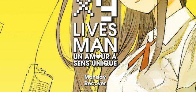 9 Lives Man – Un amour à sens unique aux éditions Mahô
