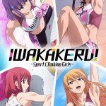 Iwakakeru -Sport Climbing Girls- Anime